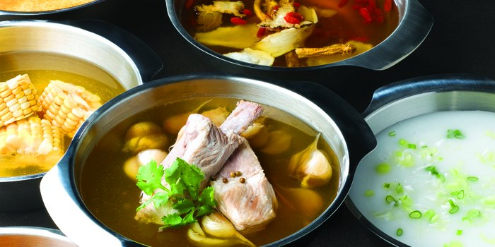 Soup from JPOT serving Chinese cuisine at Tampines 1 in Singapore