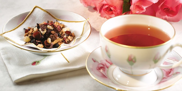 High Tea from The Rose Veranda in Shangri-La Hotel in Orchard, Singapore