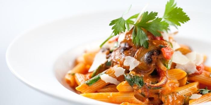 Pasta from Original Sin serving Mediterranean cuisine at Holland Village, Singapore