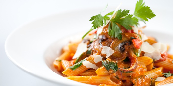 Pasta from Original Sin serving Mediterranean cuisine at Holland Village, Singapore
