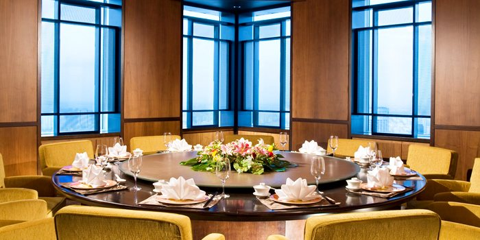 Private Room in Si Chuan Dou Hua (UOB Plaza) in Raffles Place, Singapore