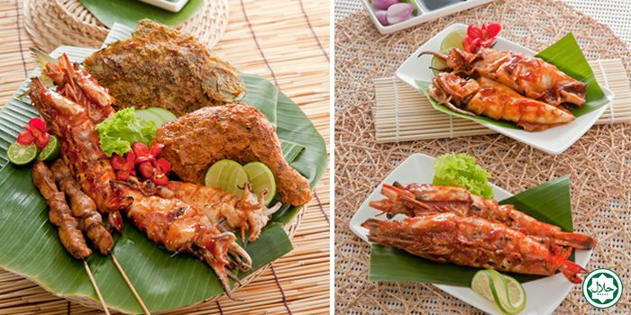 Grilled Seafood from IndoChili on Zion Road, Singapore
