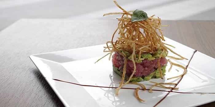 Avocado with tuna, DiVino Patio, Brim 28, Wan Chai, Hong Kong