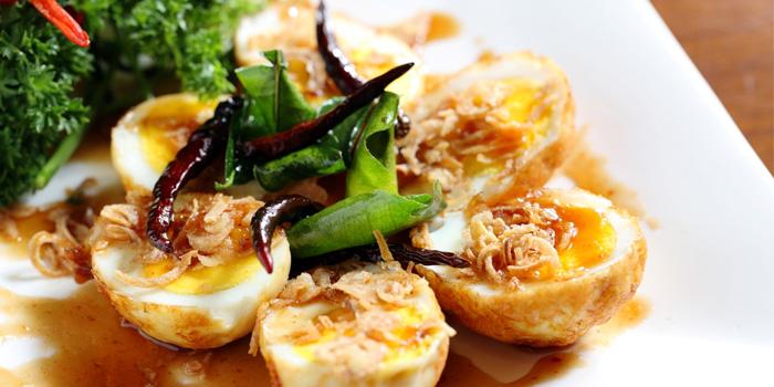 Thai Son In Law Eggs, Spice, Knutsford Terrance, Tsim Sha Tsui, Kowloon, Hong Kong