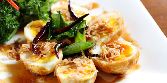 Thai Son In Law Eggs, Spice, Knutsford Terrance, Tsim Sha Tsui, Kowloon, Hong Kong