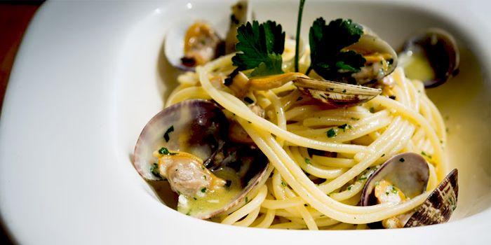 Spaghetti Martelli Alle Vongole, Spasso, Tsim Sha Tsui East, Kowloon, Hong Kong