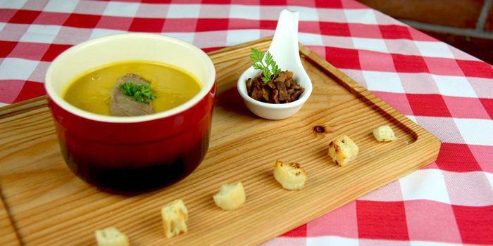 Hot Soup, de Belgie, Elgin, Soho, Central, Hong Kong