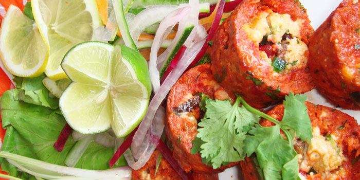 Seekh Kebab from Kinara in Holland Village, Singapore