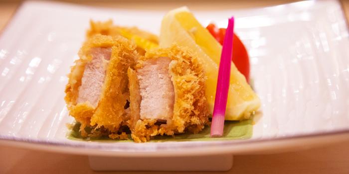 Kurobuta Katsu from Shinzo Japanese Cuisine in Clarke Quay, Singapore