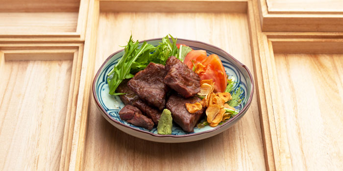 Beef Slices from The Horse