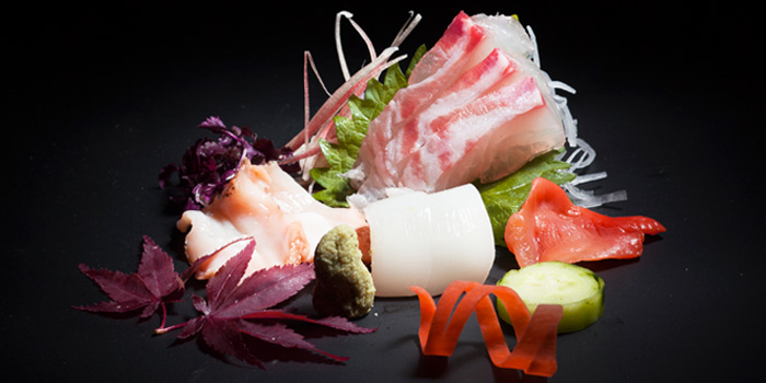Sashimi from The Horse