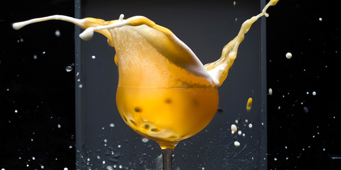 Passionfruit Cocktail from The Horse