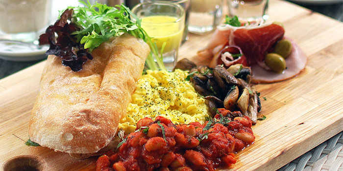 Big Breakfast from sixty40 in Buona Vista, Singapore