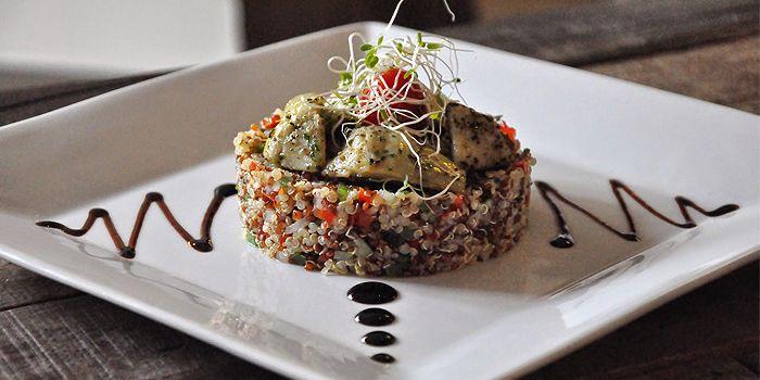 Quinoa Salad with Artichoke, Artichoke Canteen, Ap Lei Chau, Hong Kong