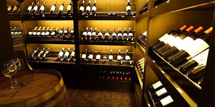 Wine cellar, Quayside, Wan Chai, Hong Kong