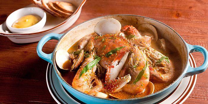 Seafood Pot, Bistro du Vin, Kennedy Town, Hong Kong