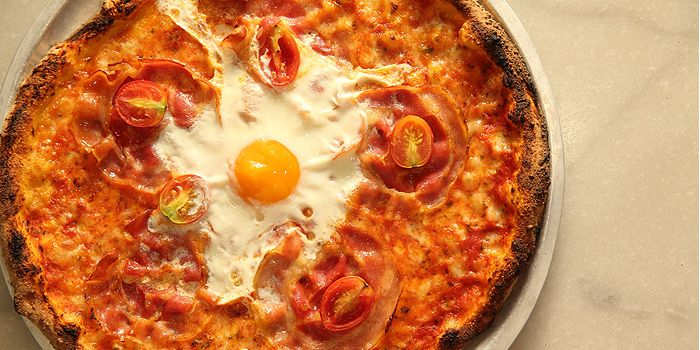 Sunny side Pizza, Piccolo Pizzeria (Kennedy Town), Hong Kong