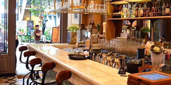 Bar Shot of Zaffron Kitchen (Westgate) in Jurong East, Singapore from Zaffron Kitchen (Westgate) in Jurong East, Singapore