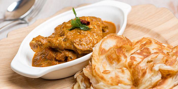 Curry Prata Set from Zaffron Kitchen (Westgate) in Jurong East, Singapore from Zaffron Kitchen (Westgate) in Jurong East, Singapore