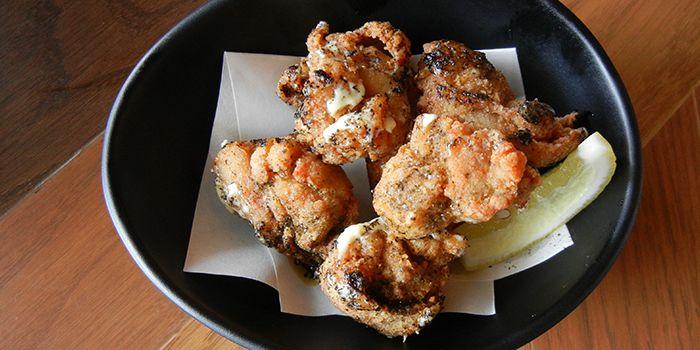 Chicken Karaage from IKKI Izakaya in Buona Vista, Singapore
