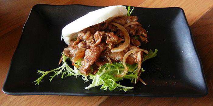 Grilled Beef Slider from IKKI Izakaya in Buona Vista, Singapore