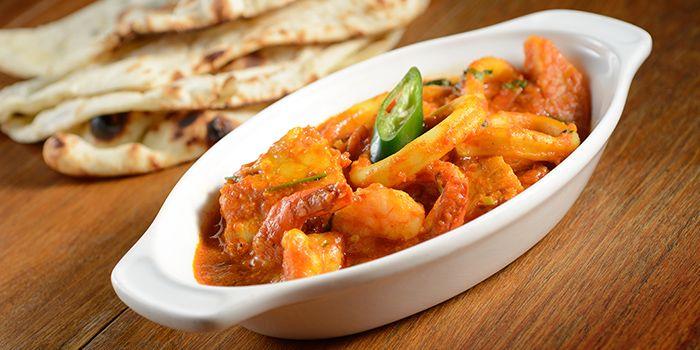 Seafood Vindaloo from Zaffron Kitchen (East Coast) in East Coast, Singapore