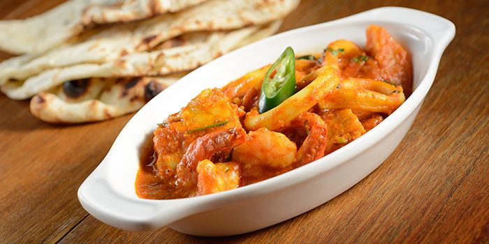 Seafood Vindaloo from Zaffron Kitchen (East Coast) in East Coast, Singapore