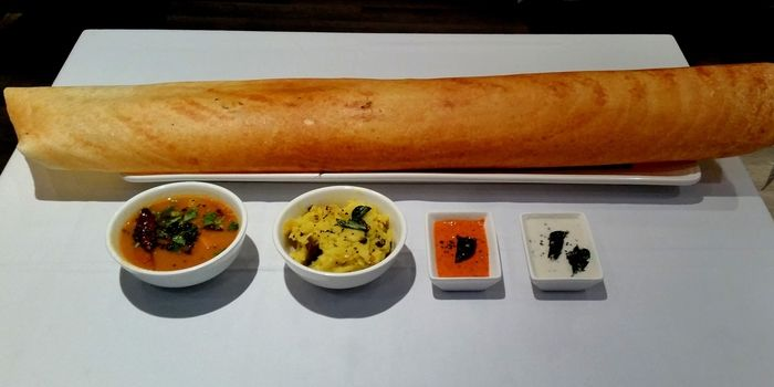 Masala Dosa of Legends of India, Tsim Sha Tsui, Hong Kong