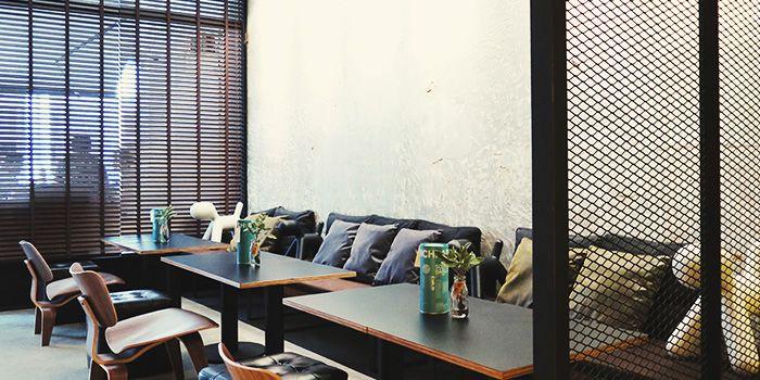 Front Lounge of Tess Bar & Kitchen in Bugis, Singapore