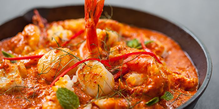 Spicy Seafood Combination from Red House Seafood (Grand Copthorne) in Robertson Quay, Singapore