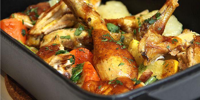 Australian Roasted Chicken, Bistronomique (Kennedy Town), Hong Kong