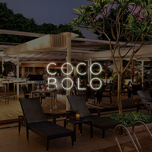 Cocobolo Poolside Bar Grill Chope Restaurant Reservations