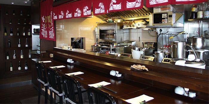 Bar Top Seats, Shin Shu, Kennedy Town, Hong Kong
