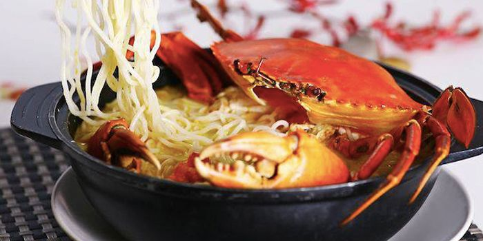 Crab Bee Hoon from Kelly Jie Seafood in Toa Payoh, Singapore