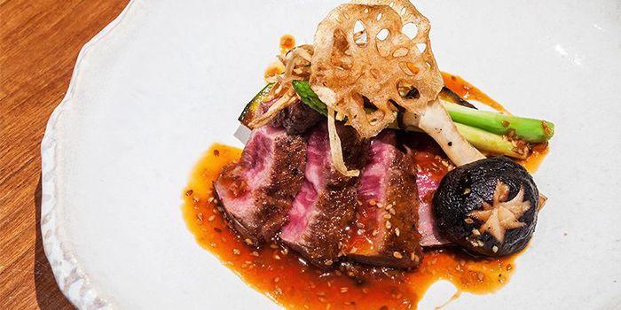 Beef from YTSB in Phayathai, Bangkok