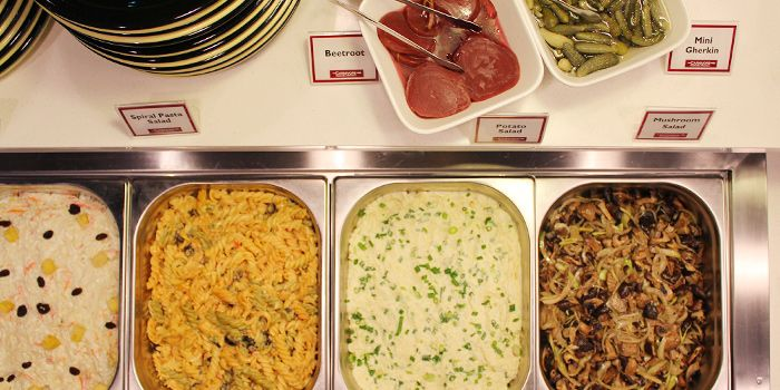 Pasta Buffet from Carnivore (CHIJMES) in City Hall, Singapore