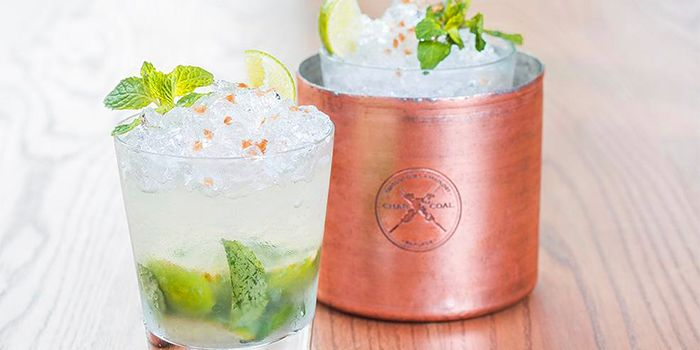 Mojito from Charcoal Tandoor Grill & Mixology in Lower Sukhumvit, Bangkok