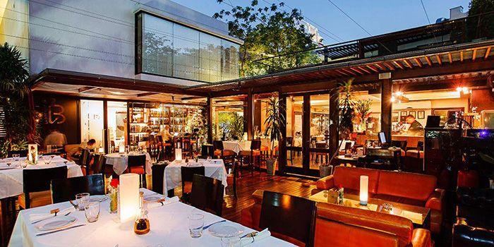Dining Area in La Bottega Di Luca in Upper Sukhumvit, Bangkok