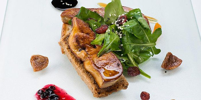 Foie Gras from La Bottega Di Luca in Upper Sukhumvit, Bangkok