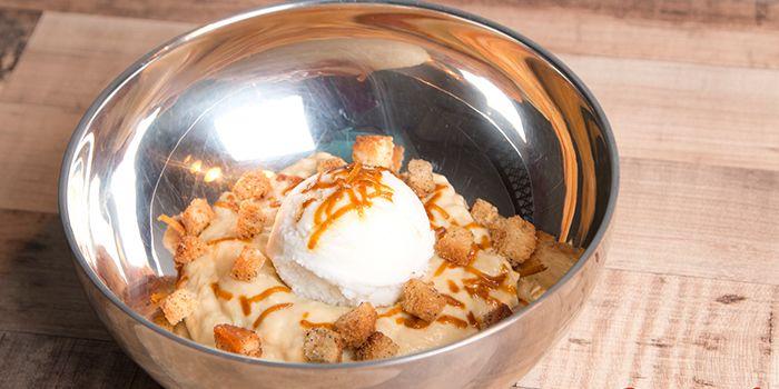 Durian Pengat from Sinpopo in Joo Chiat, Singapore