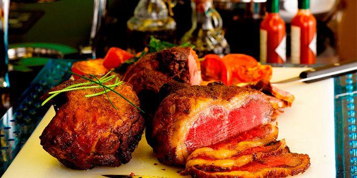 Roast Beef from 21 on Rajah in Balestier, Singapore
