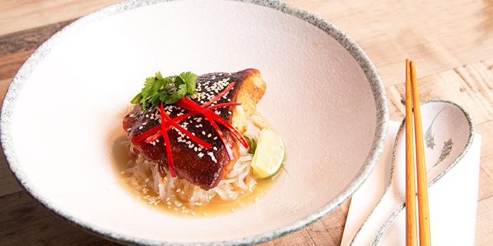 Salmon from Sinpopo in Joo Chiat, Singapore
