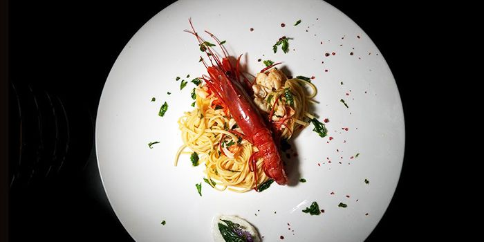 Seafood Pasta from La Bottega Di Luca in Upper Sukhumvit, Bangkok