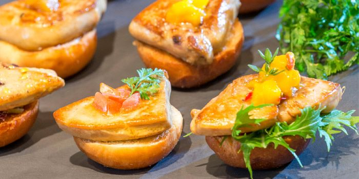 Foie Gras, Cafe Kool, Kowloon Shangri-La, Tsim Sha Tsui East, Hong Kong