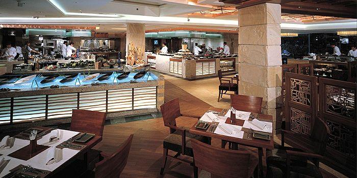 Interior 2 of Cafe Kool Kowloon Shangri-La, Tsim Sha Tsui East, Hong Kong