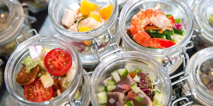 Shaker Salad, Cafe Kool, Kowloon Shangri-La, Tsim Sha Tsui, Hong Kong