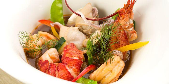 Salad of the Sea, La Parole, Sheung Wan, Hong Kong