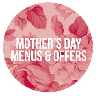 Chope Mother's Day Special Menu