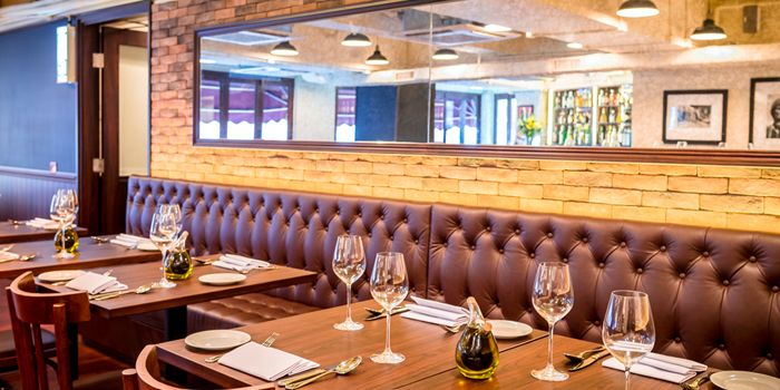 Dining Area of Sole Mio, Sole Mio, Central, Hong Kong