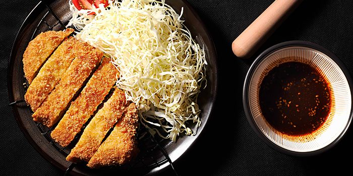 Katsu from Hana Restaurant in Orchard, Singapore